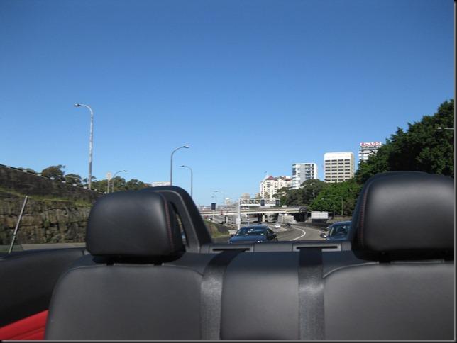 Aussie Road tripLeaving Sydney behind