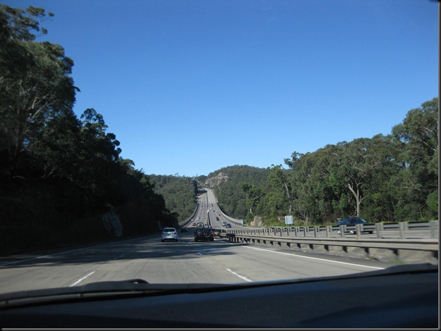 aussie roadtrip 6 F3 through the mountain tops