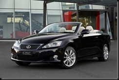 2009 Lexus IS 250C Prestige