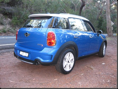 Mini countryman seacliff bridge (14)