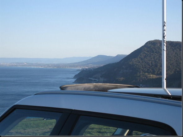 Mini countryman seacliff bridge (23)
