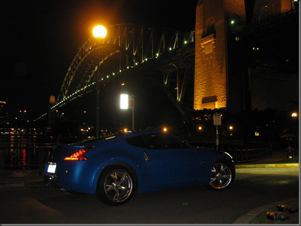 nissan 370 z night  (4)