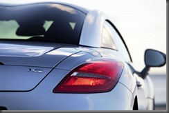 RCZ Mercury Rear Side