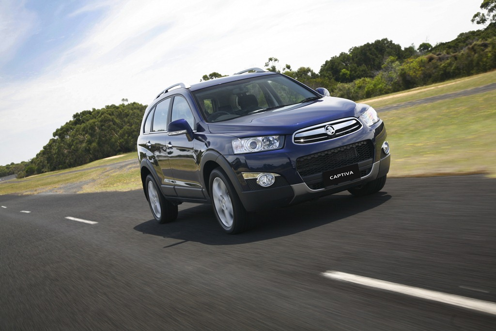 Holden S Captiva 7 Series Ii Does It Feel Like A Holden