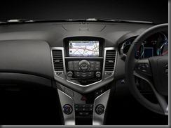2011 - Series II Cruze SRi-V interior