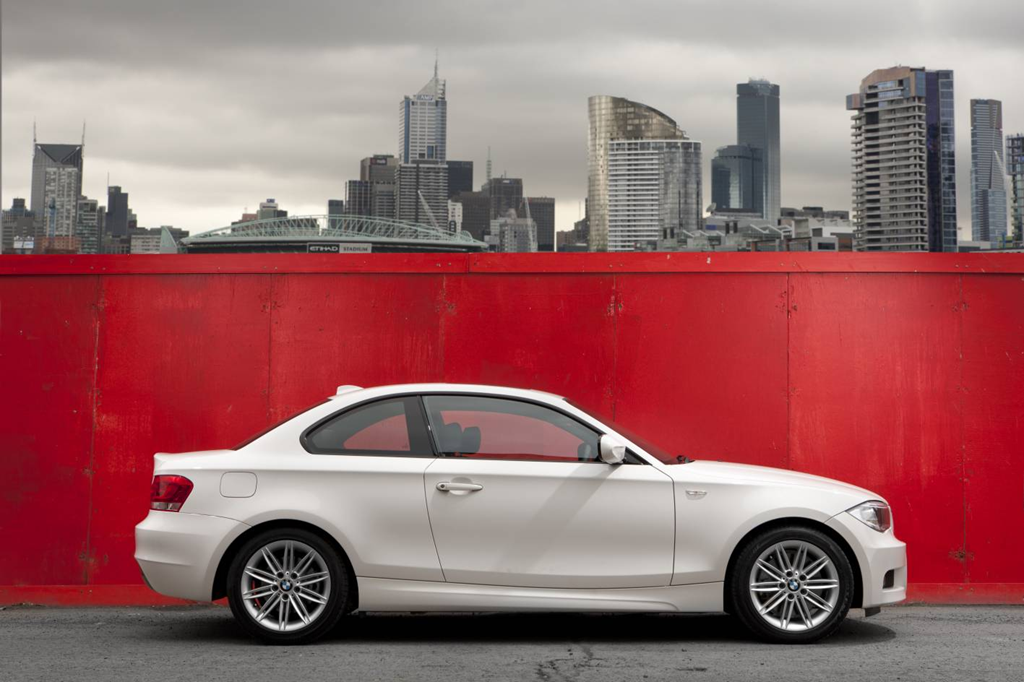 Four Years Running: BMW 135i Sport Coupé Crowned Best Sports Car