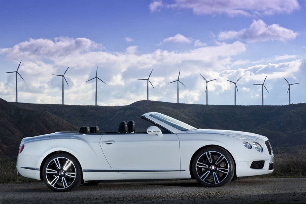 the latest static and dynamic images of the new bentley