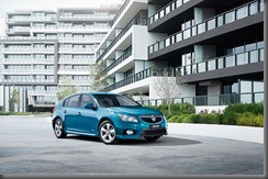 Holden Cruze Hatch Hero Images