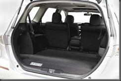 Honda Odyssey rear seats (1)