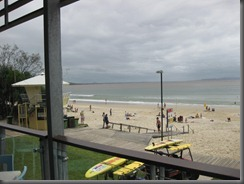 Noosa Surf Club and views (2)