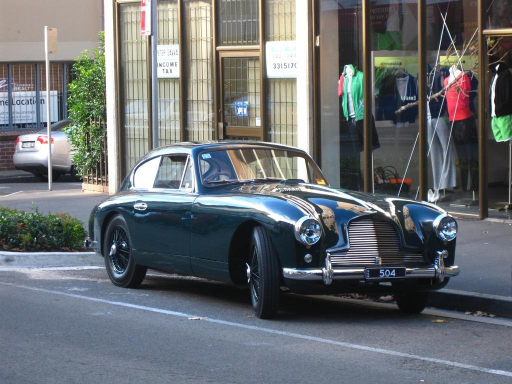 BMW Near Me >> Aston Martin DB3 – GAYCARBOYS.COM
