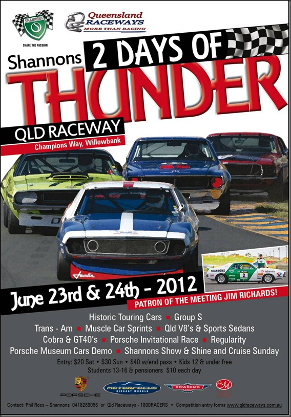 Shannons Days Of Thunder In Qld Gaycarboys Com