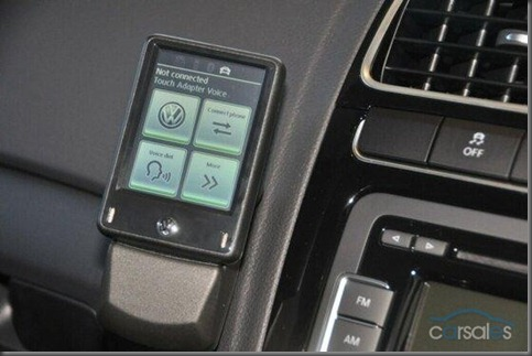 vw POLO Bluetooth unit