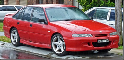commodore VR 1993-1995 HSV Clubsport