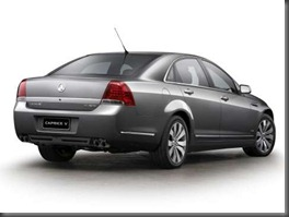 Holden Caprice (2)