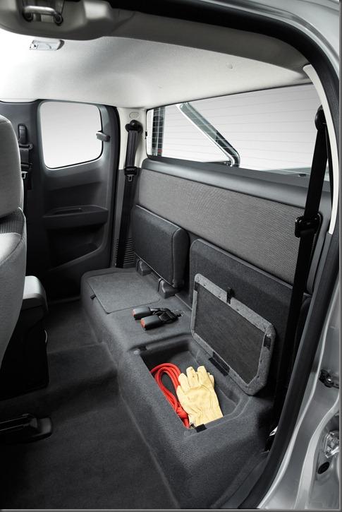Colorado LTZ Space Cab