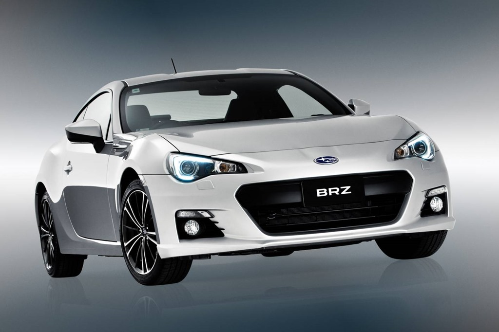 Subaru BRZ Awards Roll In