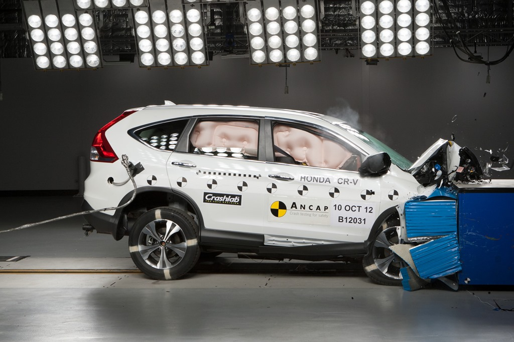Gillard gov and ancap catherine king mp witnesses ancap for Honda crv crash test