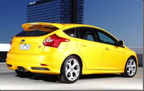 2013 Ford Focus ST (5)