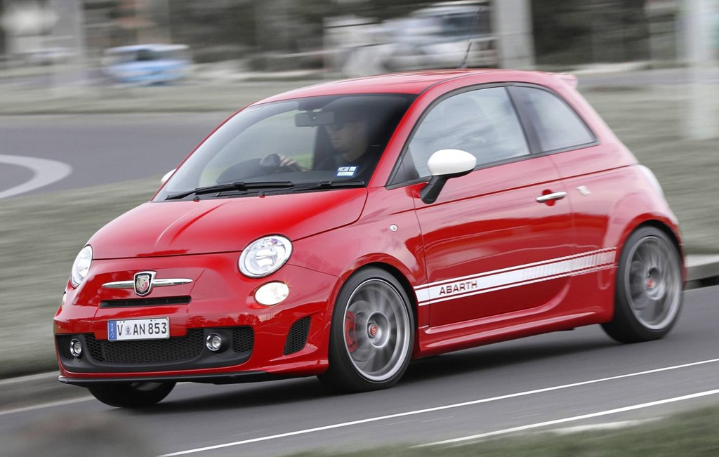 The Driver's Seat: 2014 Fiat 500 Abarth Esseesse Review