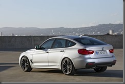 BMW 3 series grand tourismo (5)