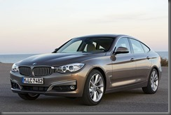 BMW 3 series grand tourismo (7)