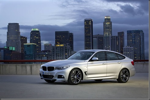 BMW 3 series grand tourismo (8)