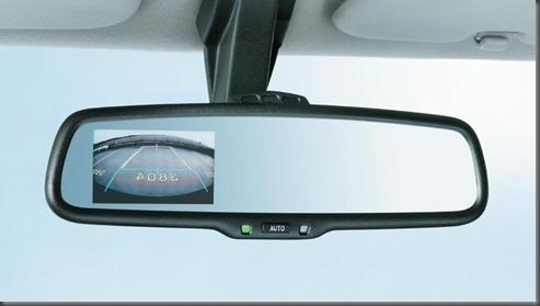 Toyota Fj Cruiser rear camera