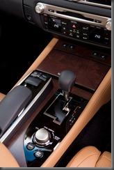 2012 Lexus GS 450h Sports Luxury (pre production model shown)