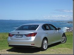 Lexus GS450h and f sport (25)