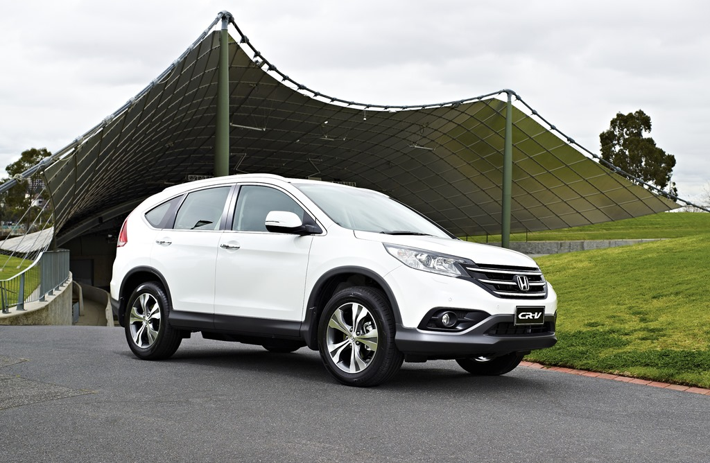 Honda CRV: Just the thing for contemplating charismatic cosy country