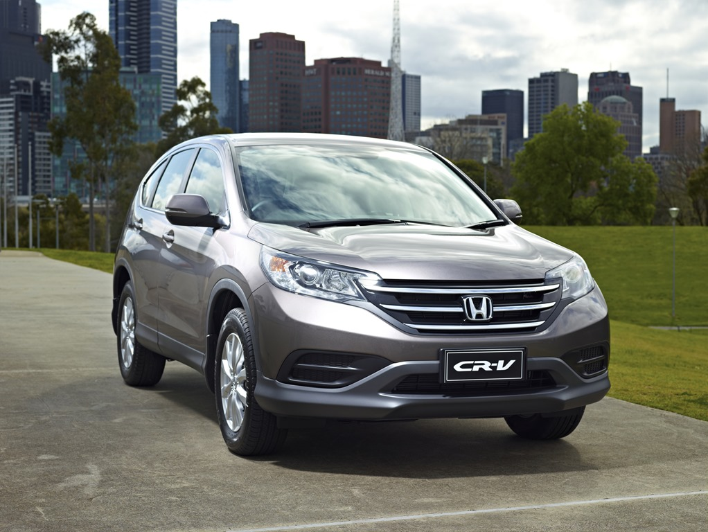 Honda CRV: Just The Thing For Contemplating Charismatic