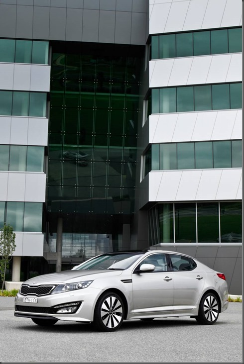 Kia Optima Platinum