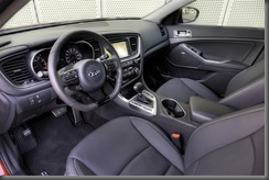 Kia Optima sxl and Platinum (11)