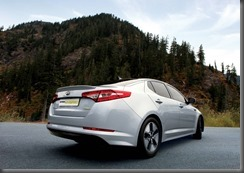 Kia Optima sxl and Platinum (2)