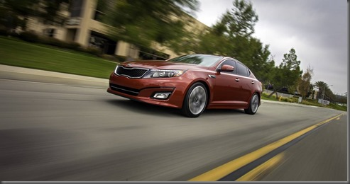 Kia Optima sxl and Platinum (9)