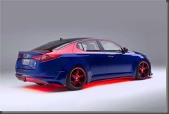 Superman inspired Kia Optima (1)