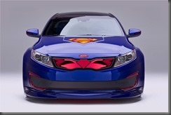 Superman inspired Kia Optima (2)