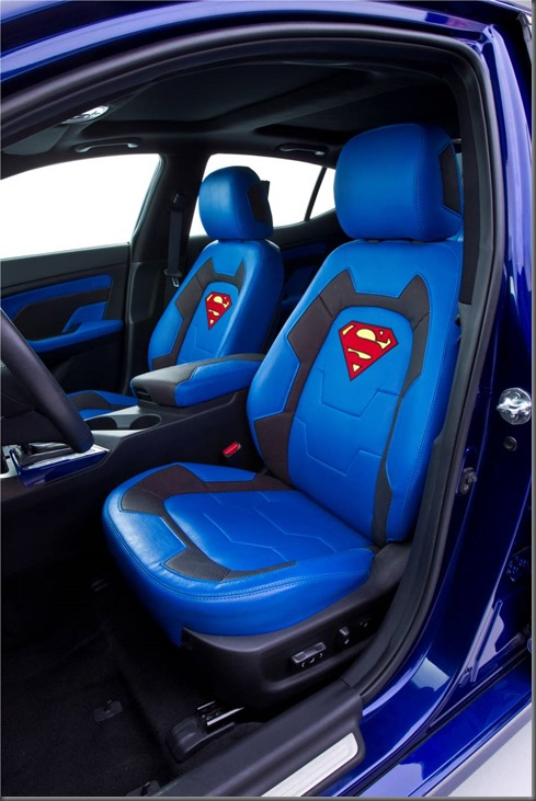 Superman inspired Kia Optima (4)