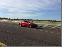 RCZ at Sandown Park (2)