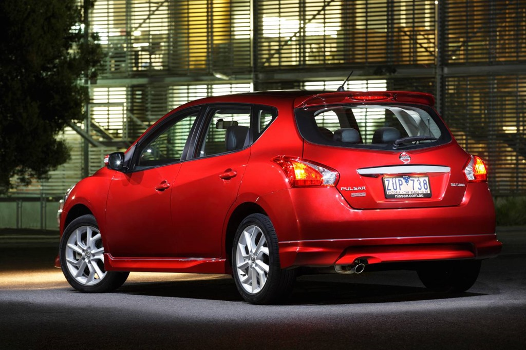 Nissan Pulsar Comeback Complete With Return Of Hatch And