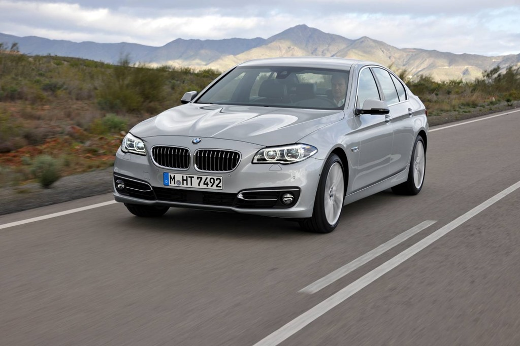 Redefining Premium In The Executive Class The New Bmw 5
