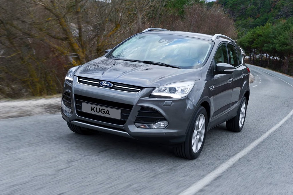 Ford S Kuga A Focus In A Butcher Frock Gaycarboys Com