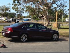 2014 Holden Caprice qld trip (1)