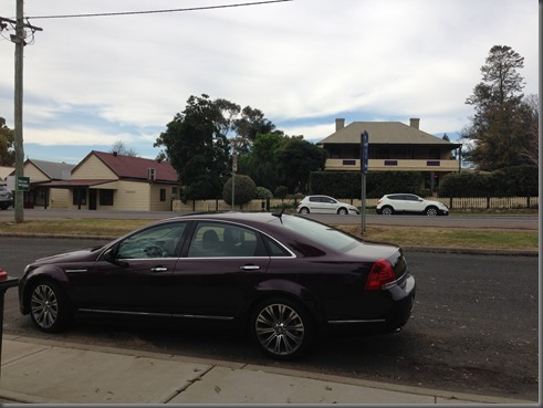 2014 Holden Caprice qld trip (4)