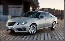 2011-Saab-9-5-front-three-quarter