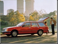 Holden celebrates 35 years of Commodore (3)