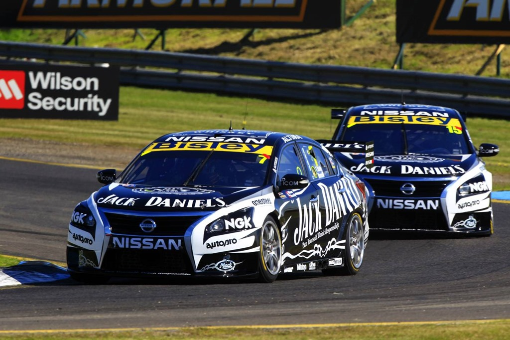 Kelly Brothers Hit The Road To Bring Nissan Back To