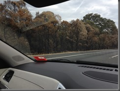 VF Holden Calais M5 hume hwy fire damage(3)