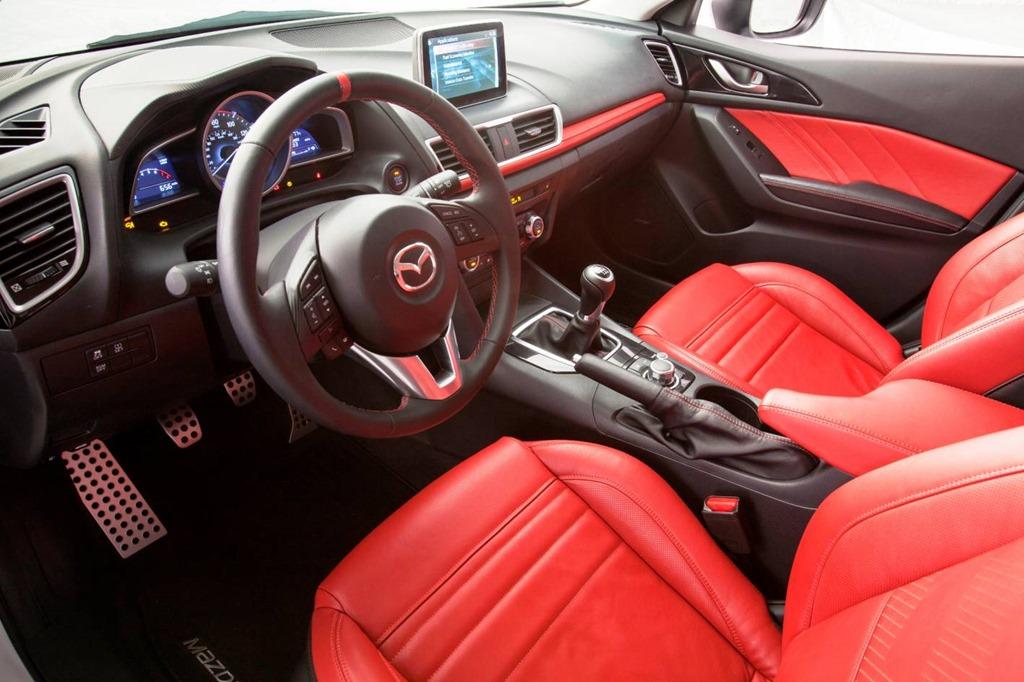 Superior ... 2014 Mazda3 Accessory Aero Kit (5)